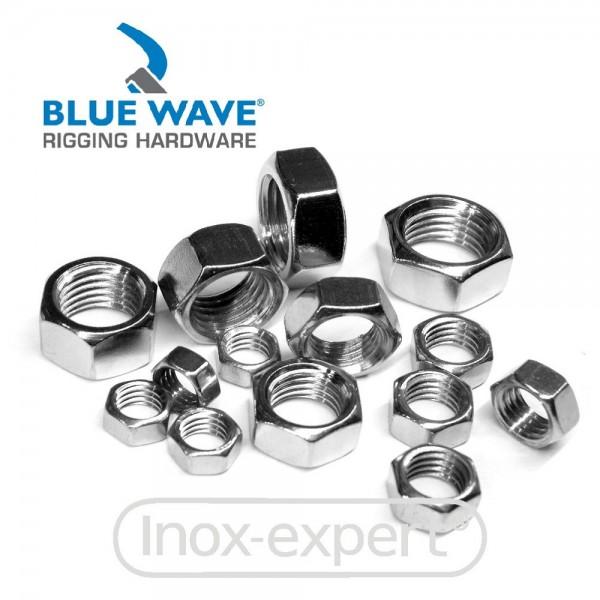 KONTERMUTTER BLUE WAVE LINKSGEWINDE UNF 1/4