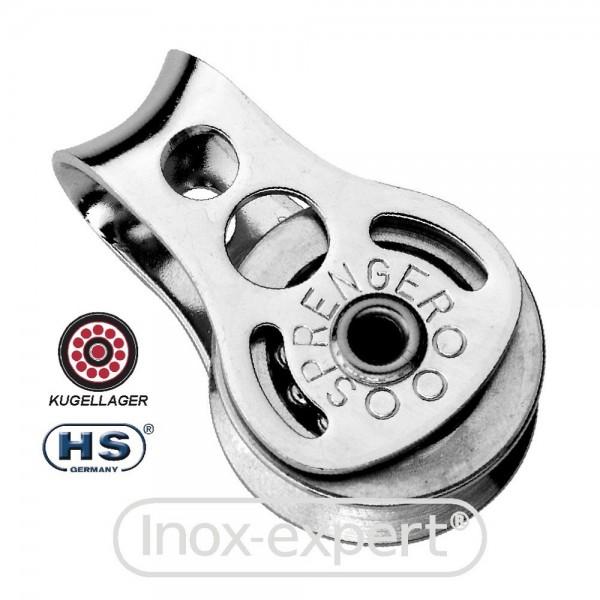 HS XS-BLOCK, BÜGEL, VA-ROLLE KUGELLAGER