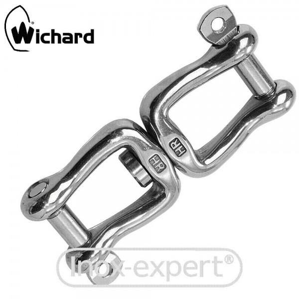WICHARD® HR-WIRBELSCHÄKEL 2 GABEL, 8 X 80 MM, A4 GESCHMIEDET