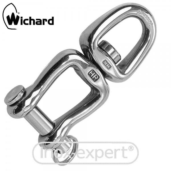 WICHARD® HR-AUGWIRBELSCHÄKEL BOLZ. 8 X 70 MM, A4 GESCHMIEDET