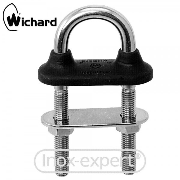 WICHARD® U-BOLZEN WASSERDICHT M5 X 30 MM, BL 2000 KG, A4