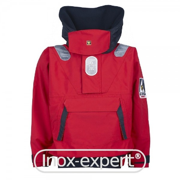 SMOCK PERTH GR. XL - GUY COTTEN - ROT