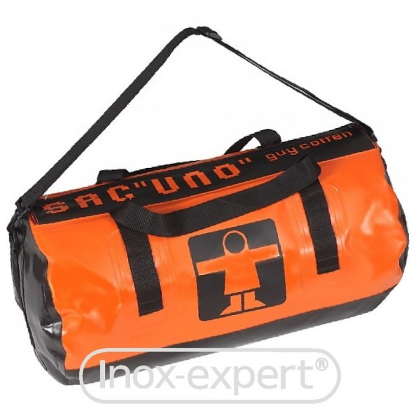WASSERDICHTE TASCHE UNO - GUY COTTEN - ORANGE, 50 L