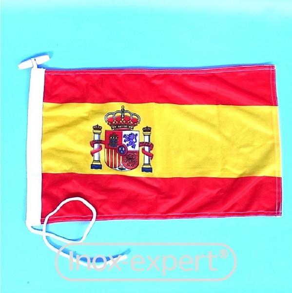 BOOTSFANHE SPANIEN 20X30 CM