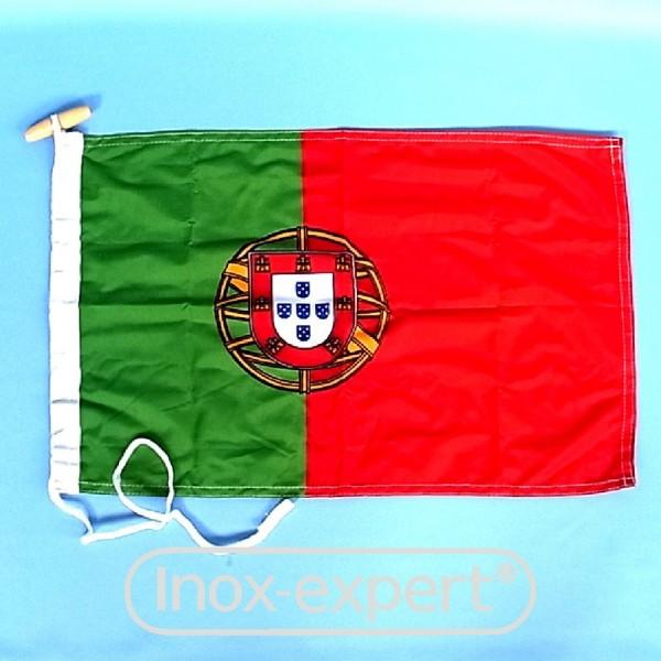 BOOTSFANHE PORTUGAL 20X30 CM